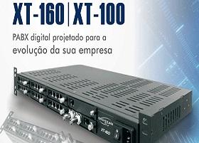 Central de PABX Digistar TDM XT 72XT100